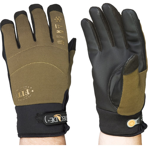 Chase Ergonomics Decade FIT Cold Weather Gloves, Small