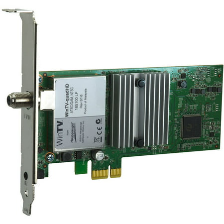 Hauppauge WinTV-quadHD PCIe Card