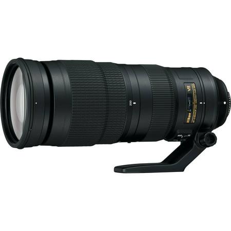 Nikon AF-S NIKKOR 200-500mm f/5.6E ED VR Lens - (Best Nikon Lenses Under 300)