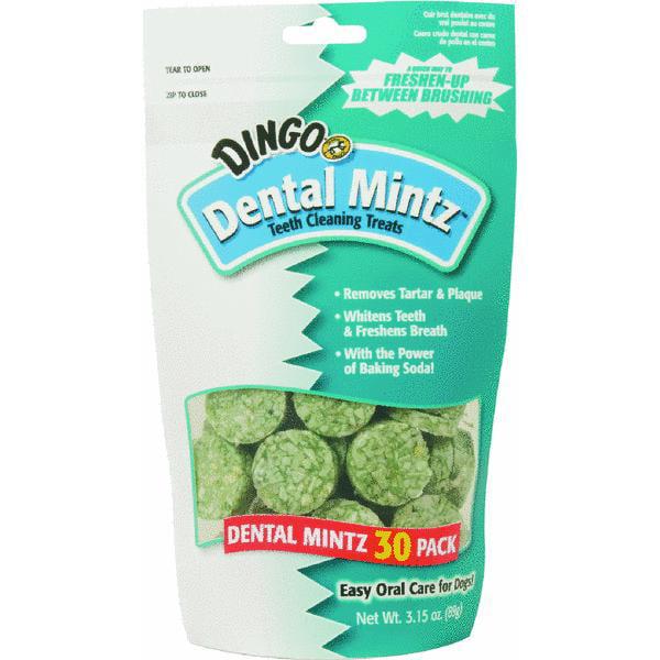Dingo Dental Mintz Dog Treat by UPG- CA (DINGO)