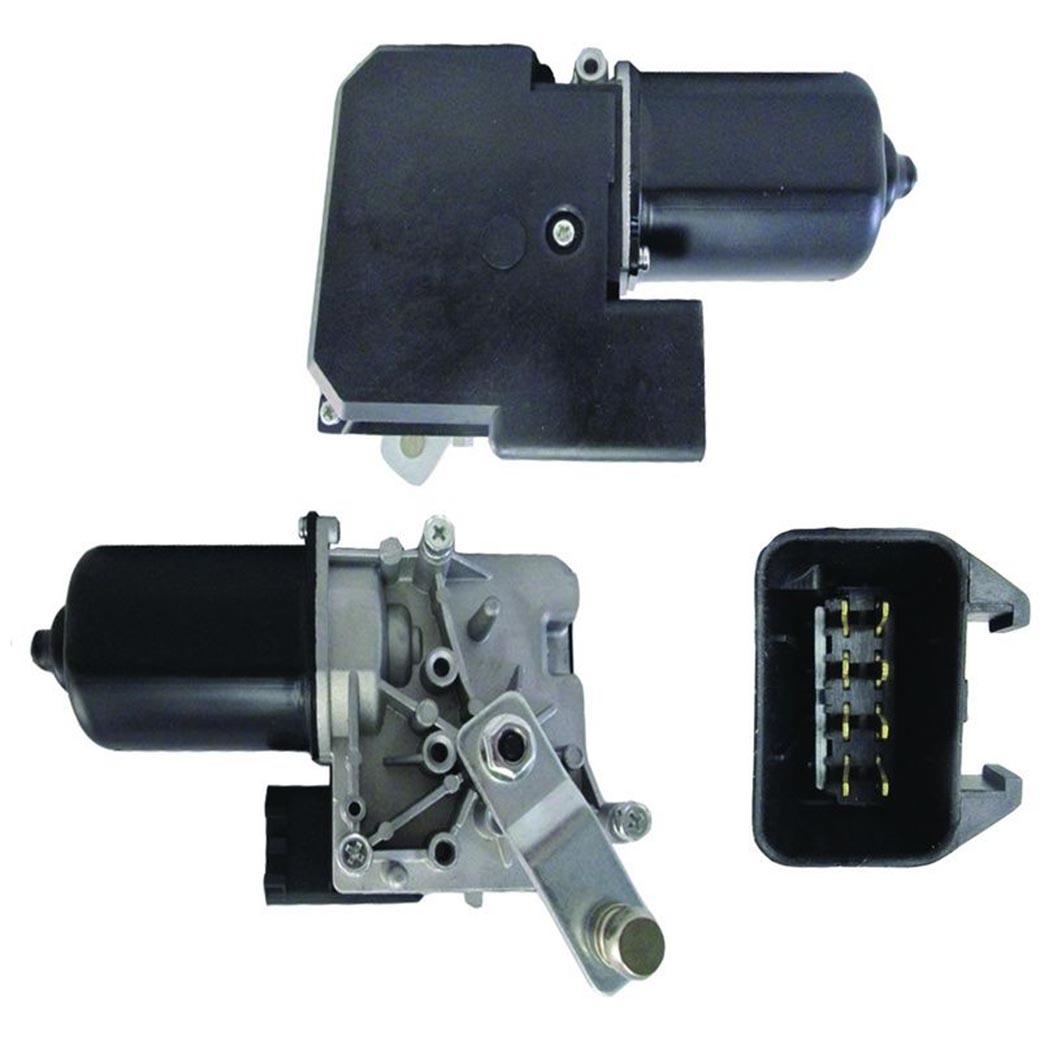 New Front Wiper Motor W/Pulse Board Module Fits Pontiac Bonneville 2000 2001 2002 2003 2004 2005