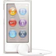 Apple iPod Nano 7th Generation 16GB Silver, New in Plain White Box MKN22LL/A
