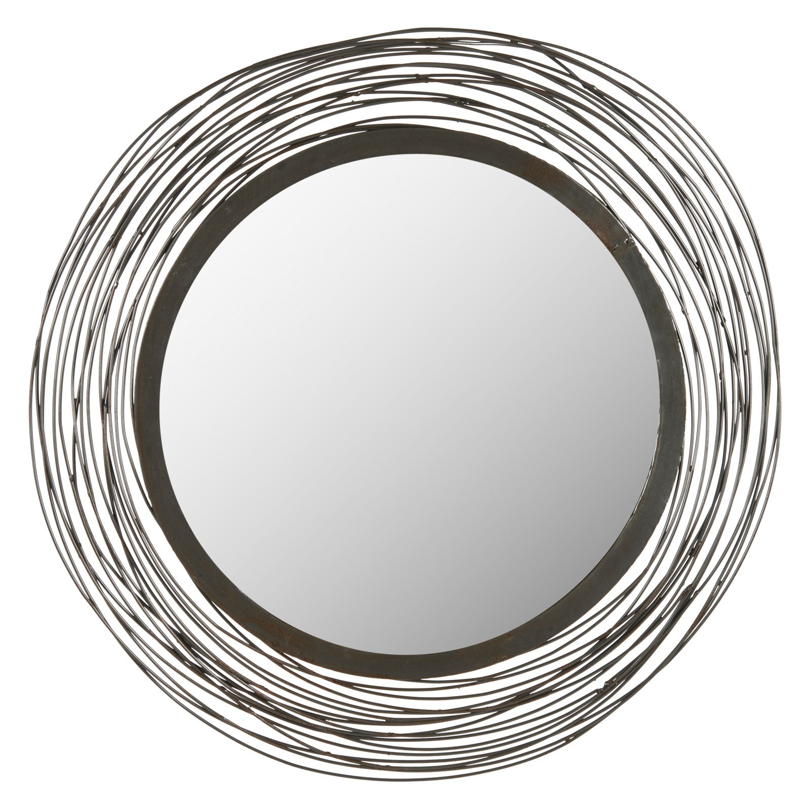 Safavieh Wired Wall Mirror, Natural