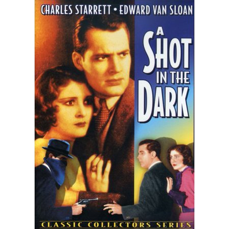 Shot in the Dark (1935) (DVD)](Panther Vans)