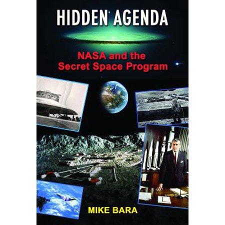 Secret Agent Accessories (Hidden Agenda : NASA and the Secret Space)