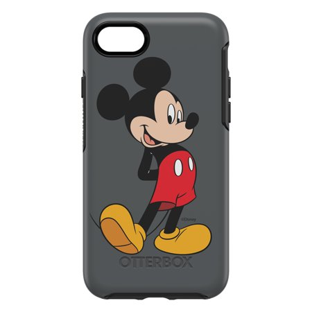 Gator Cases Classic Series (OtterBox Symmetry Series Mickey's 90th Case for iPhone 8/7, Mickey Classic )