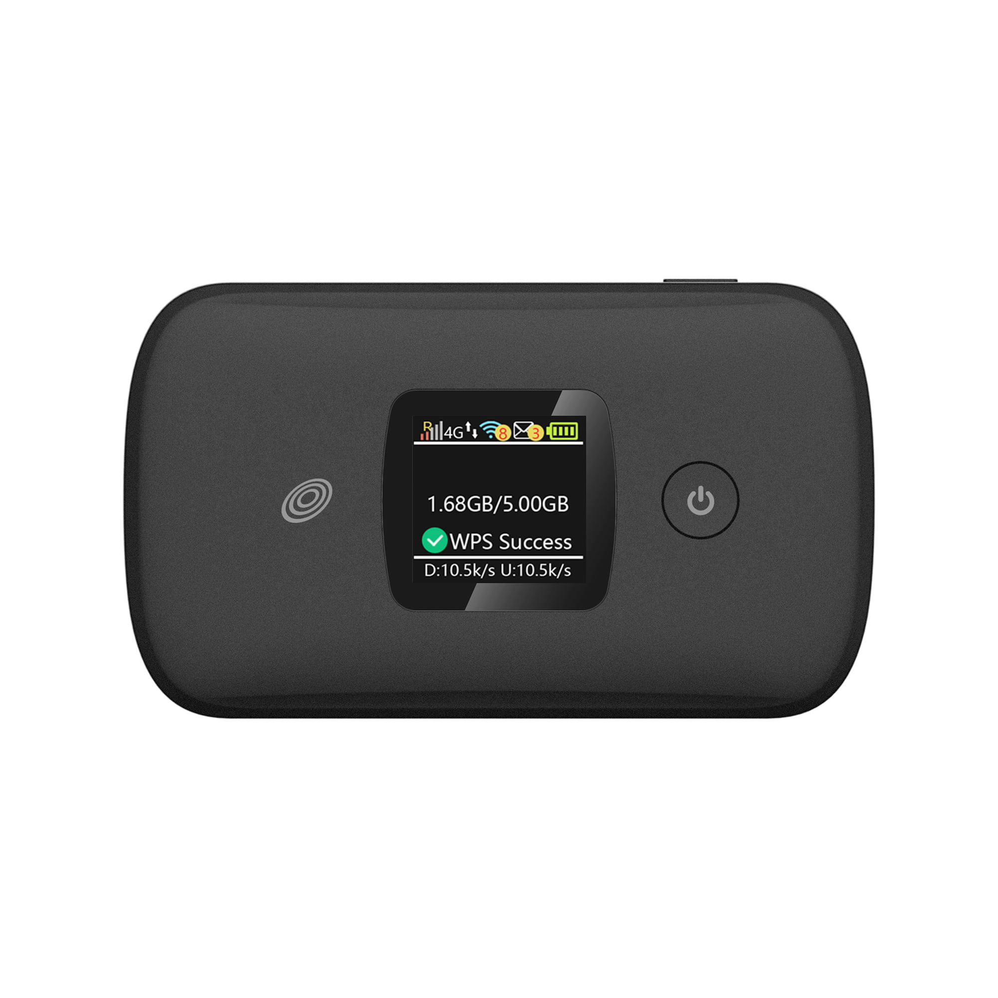 Total Wireless Prepaid Mobile Wifi Hotspot by Moxee, Black ...
