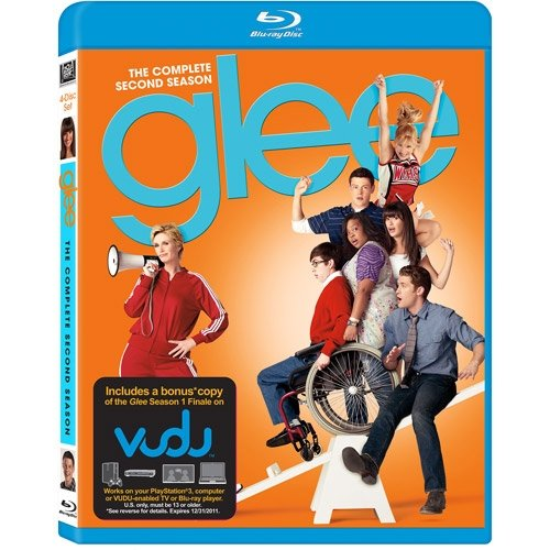 Glee: The Complete Second Season (Blu-ray) (with Vudu eCopy Of Season One Finale) (Exclusive) (Widescreen)