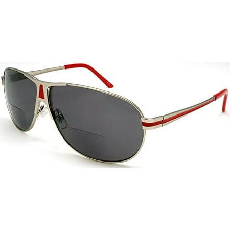 Solo - BiFocal Sun Readers Classic Aviator Reading Sunglasses Sunreaders -  Walmart.com e0dd9ca671