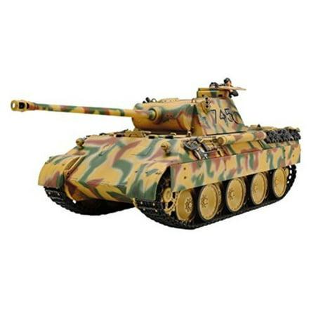 Tamiya Models Pz.Kpfw Panther Ausf. D Military Vehicle Building Kit (Sd.Kfz.171) (Tamiya Military Models)