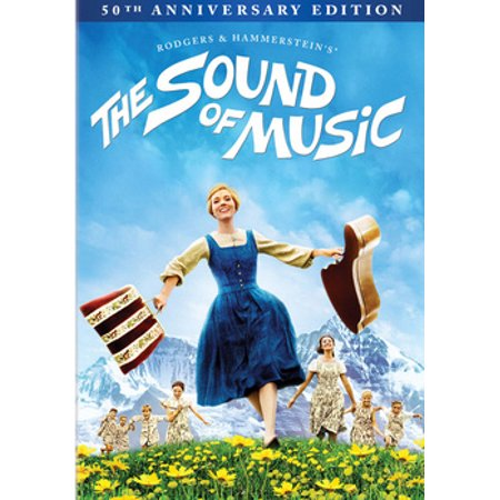 Disney 50th Anniversary - The Sound Of Music (50th Anniversary Edition) (Widescreen)