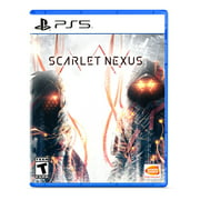 Scarlet Nexus, BANDAI NAMCO Entertainment, PlayStation 5