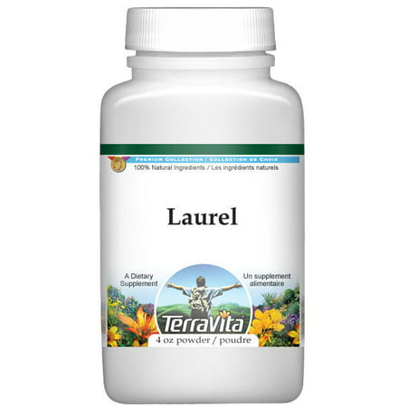 Laurel Powder  4 Oz  Zin  520649