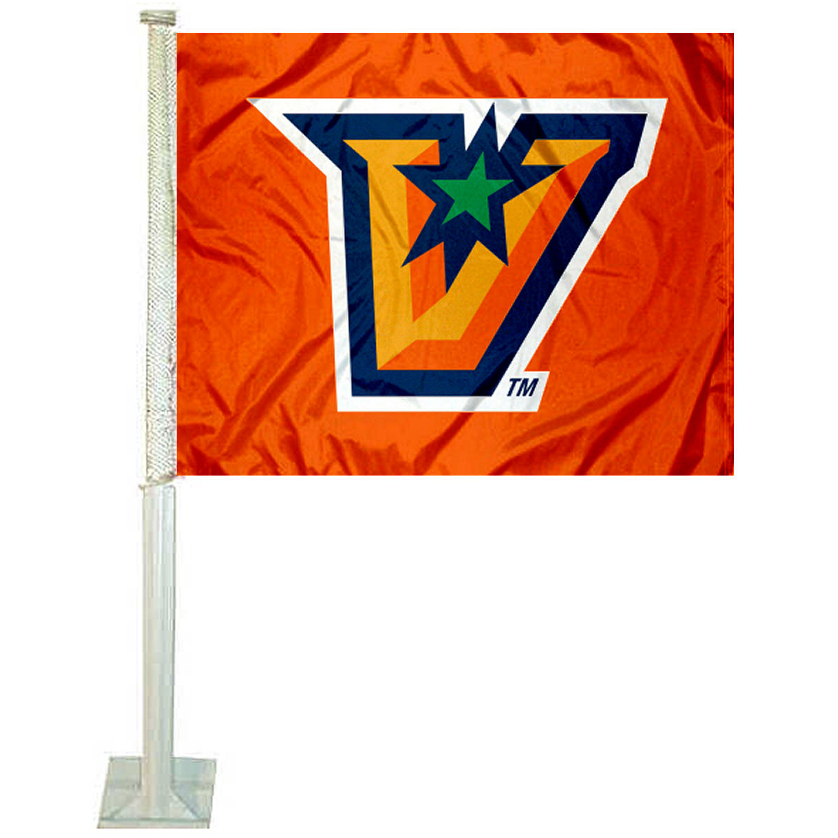 "University of Texas Rio Grande Valley 12"" x 15"" Car Flag"