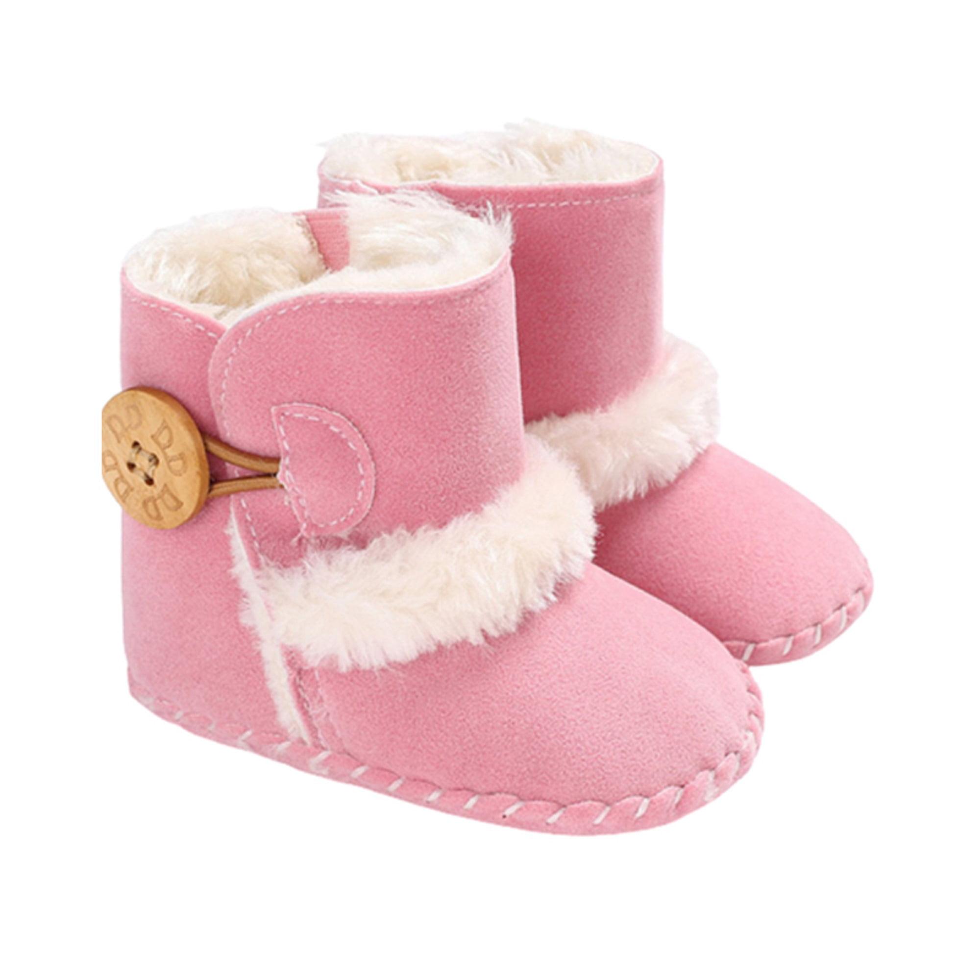 Citgeett Baby Girl Boy Anti-Slip Warm