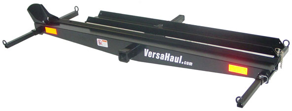 "71"" Motorcycle & Dirt Bike Carrier with Loading Ramp by VersaHaul"