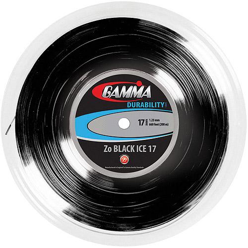 Gamma Zo Black Ice, 600' reel