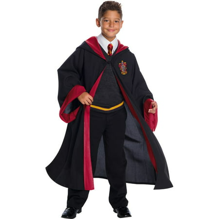 Child Harry Potter Gryffindor Student Halloween Costume - Harry Potter Group Halloween Costumes