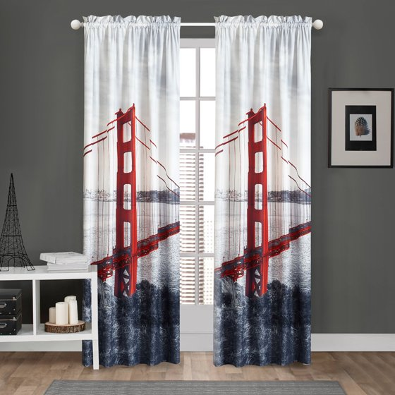 Sheer Curtains - Walmart.com