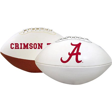 Rawlings University of Alabama Signature NCAA Footballs