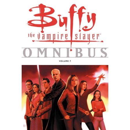 Buffy the Vampire Slayer Omnibus 7