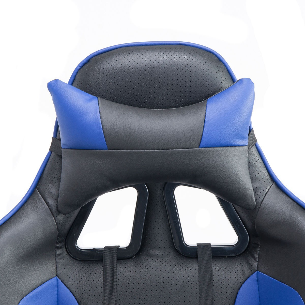 Executive High-Back Racing Reclining Gaming Chair - Yellow