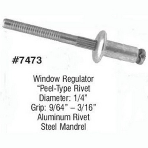 "LSP Products 7473R Gm ""Peel Type"" Rivet"