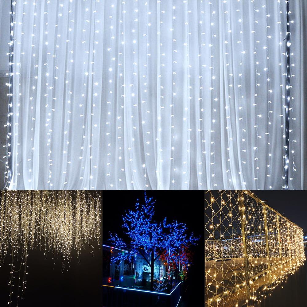 22M 200Led Solar Power Fairy Light String Lamp Party Xmas Deco Garden Outdoor