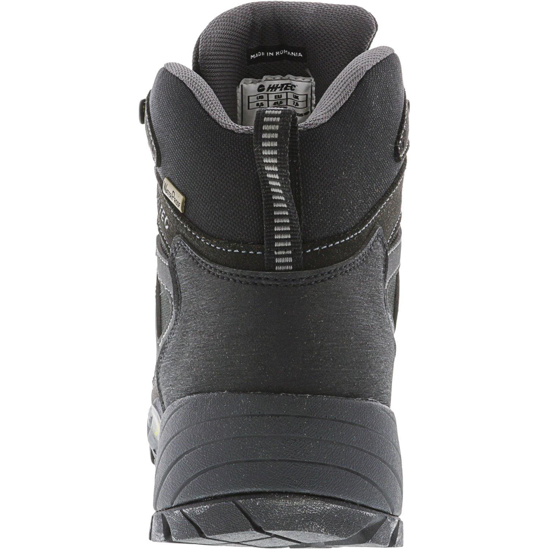 9135e05a5ef Hi-Tec Men's V-Lite Altitude Pro Lite Rgs Waterproof Charcoal / Black  High-Top Hiking Boot - 8.5M
