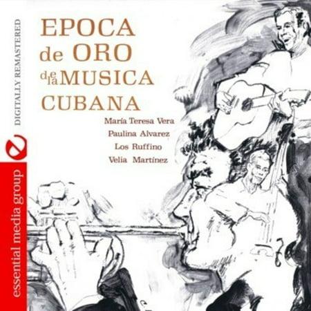 Epoca de Oro de la Musica Cubana 2 / Various (CD)](Halloween De Epoca)