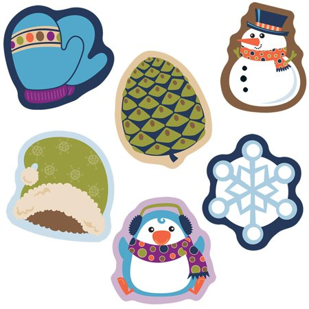 Winter Mix Mini Cut-Outs (Other)