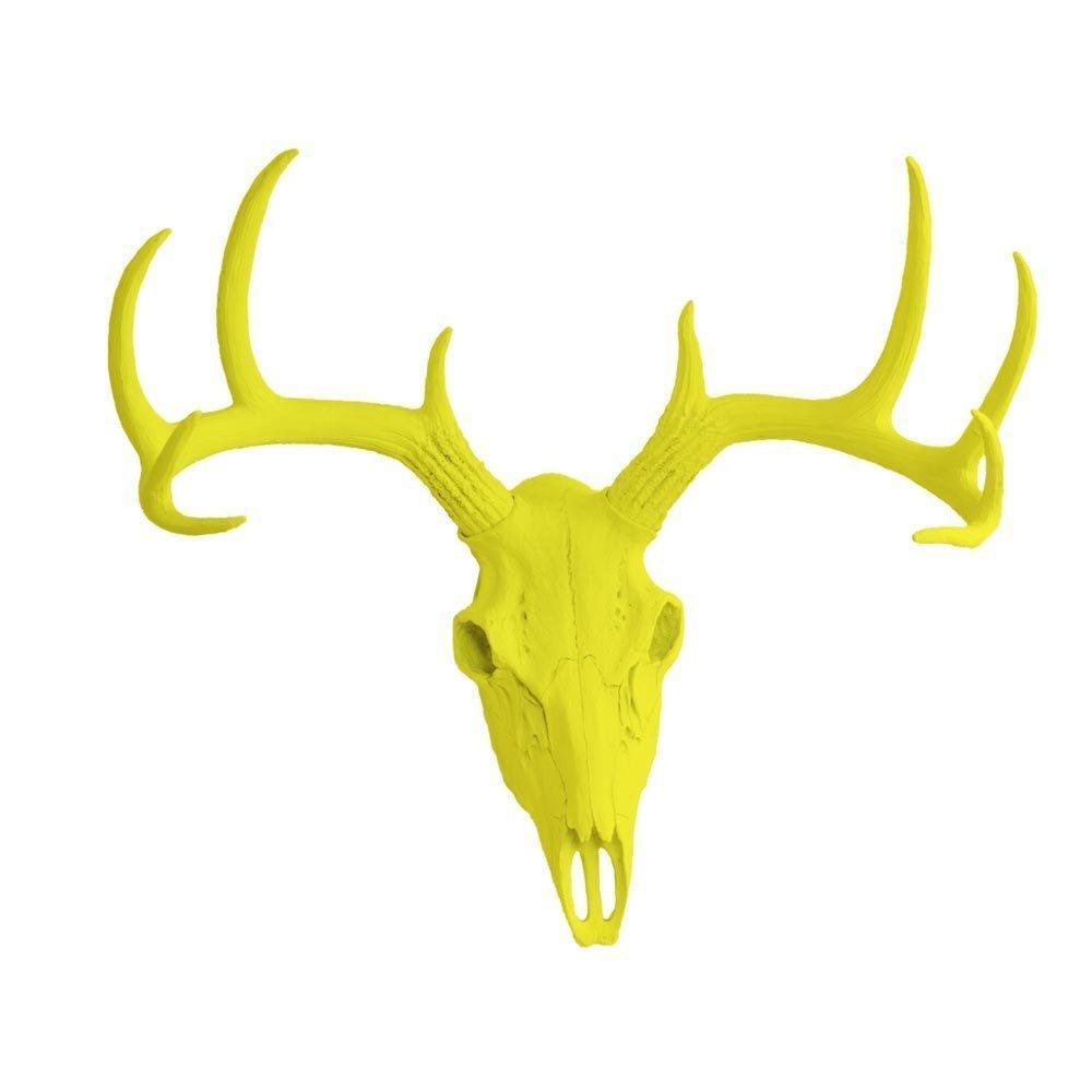 The Wall Charmers Faux Deer Skull - Walmart.com