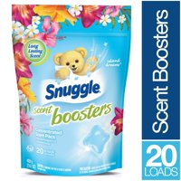 Snuggle Scent Boosters, Island Dreams, 20 Count