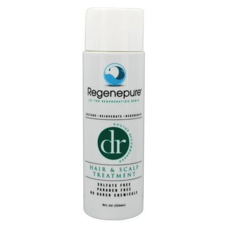 Regenepure - DR Hair & Scalp Treatment Shampoo - 8 oz.