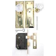 Belwith Products 1139 Knob & Mortise Lock Combo