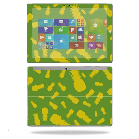 MightySkins Protective Vinyl Skin Decal for Microsoft Surface 3 Tablet 10.8