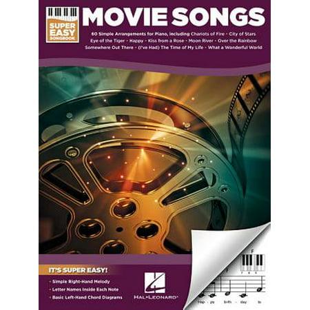Movie Songs - Super Easy Songbook - Super Simple Songs For Halloween