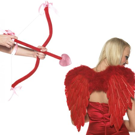 Cute Cupid Costume (Cupid Costume Kit - Includes Bow, Arrow and)