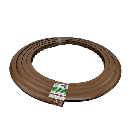 - Trim A Slab 1-3/8 in. X 25 ft. Walnut Concrete Expansion Joint Replacement