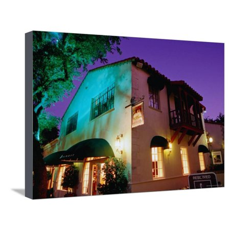 Highland Park Village Shopping Mall, Dallas, Texas Stretched Canvas Print Wall Art By Richard (Best Mall In Dallas Texas)