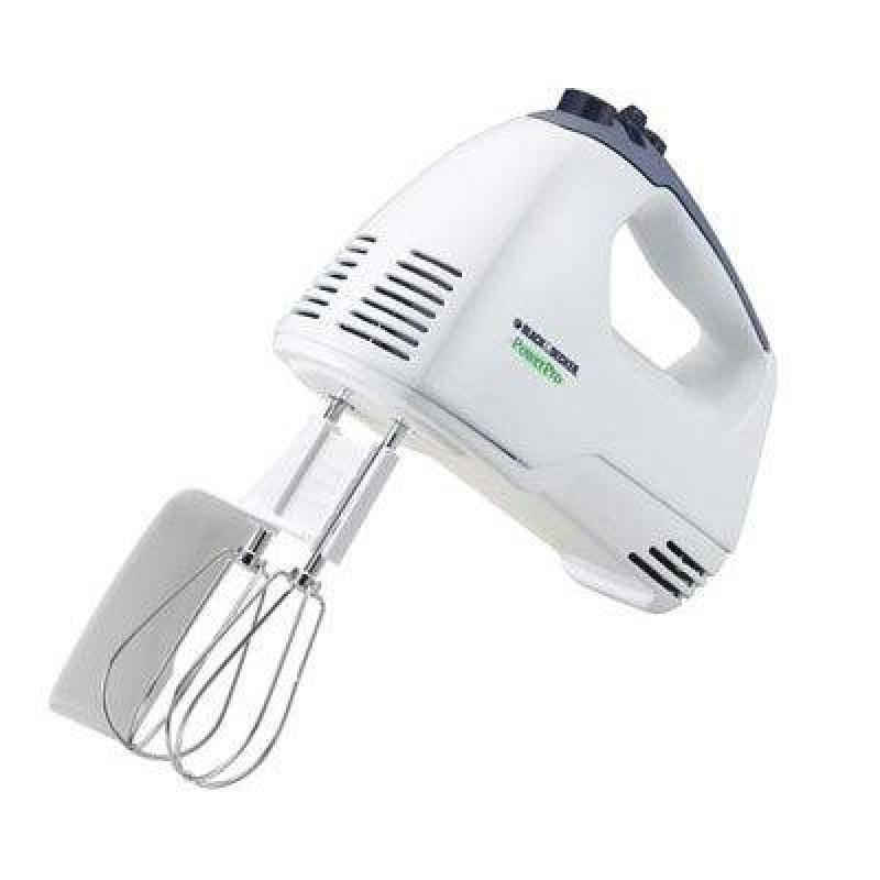 4 Pcs Black /& Decker Power Pro Hand Mixer Replacement Beaters /& Whisks MX300