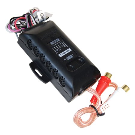Audiopipe Line Output Converter with Remote Turn On (apnrrm) ()