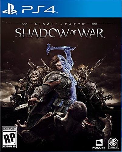 Middle Earth Shadow War Playstation 4 by WARNER BROS GAMES