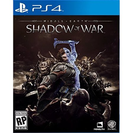 Middle Earth  Shadow Of War For Playstation 4