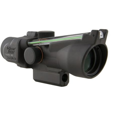 Trijicon ACOG 3x24mm XB Compact Dual Illuminated Crossbow Scope