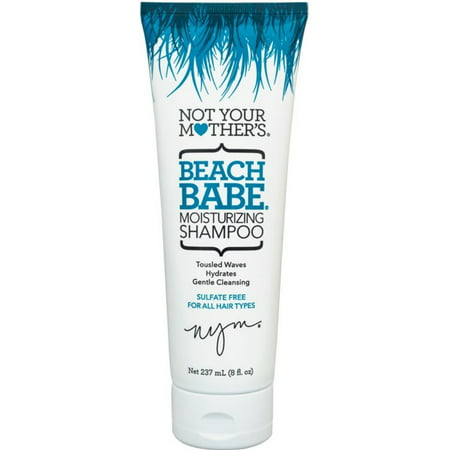 Not Your Mothers Beach Babe Moisturizing Shampoo  8 Oz