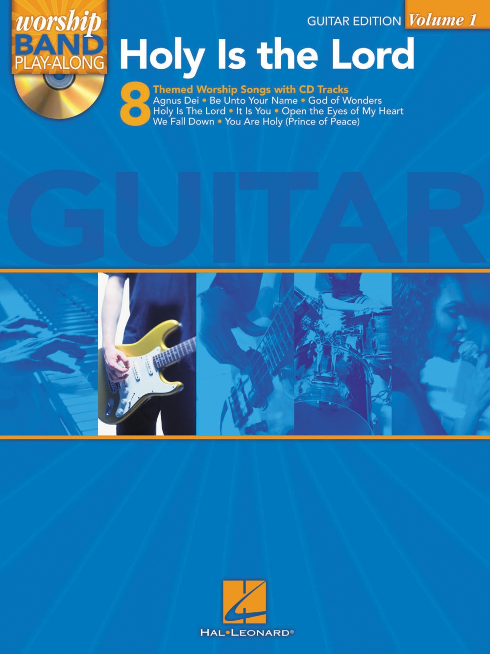 Hal Leonard Holy Is The Lord Guitar Edition Worship Band Play