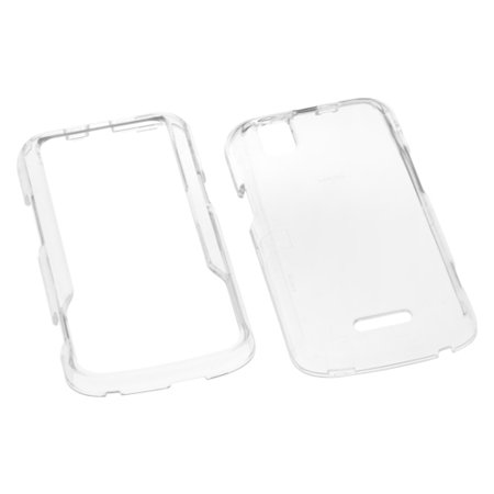Mybat T-clear Phone Protector Cover For Motorola Mb612 Xprt T-clear Phone Protector Cover