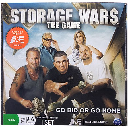 Storage Wars Board Game (War Of The Rings Board Game)