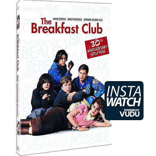 The Breakfast Club: 30th Anniversary Edition (With INSTAWATCH) (Widescreen)
